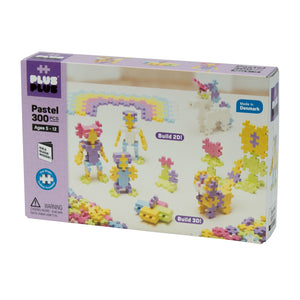 Plus-Plus - Open Play - 300 pc Pastel