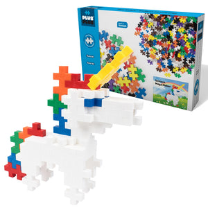 Plus-Plus - Mega Maker - Unicorn