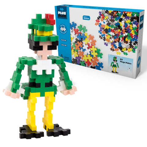 Plus-Plus - Mega Maker - Elf