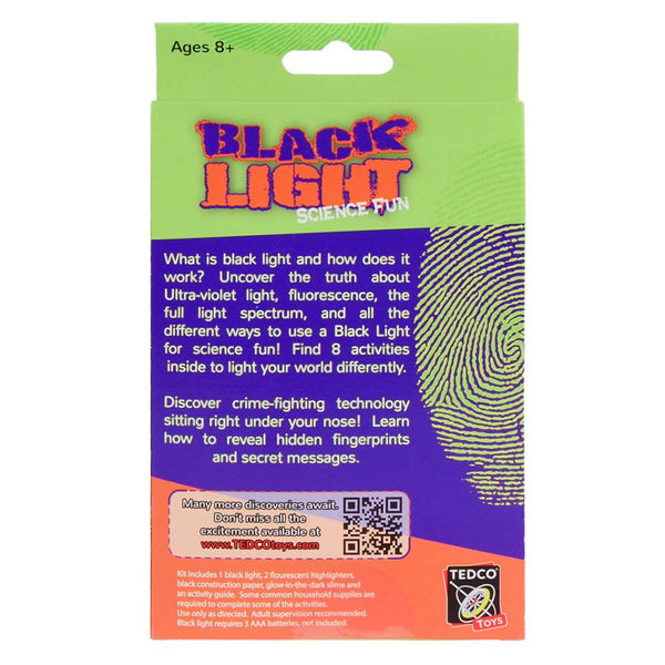 Black Light Science Kit