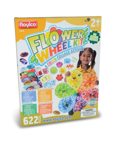 Roylco® Flower Wheel Kit