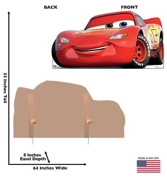 Lightning McQueen (Disney/Pixar Cars 3)