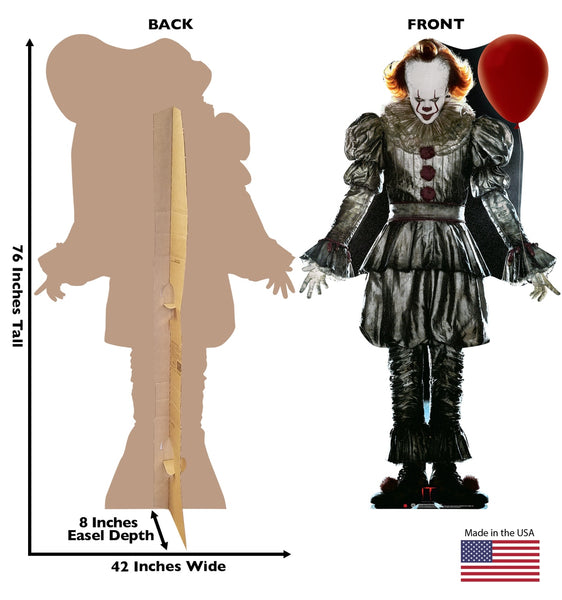 Pennywise with Balloon (IT Chapter 2)