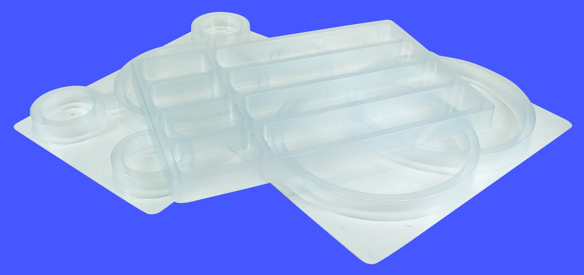 Roylco® See-Through Sorting Trays