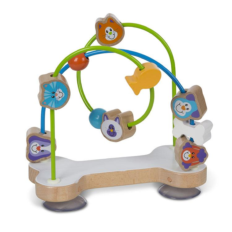 First Play Pets Bead Maze