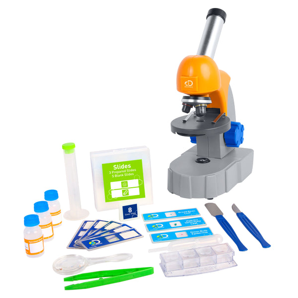 Discovery 800x Advanced Microscope Set