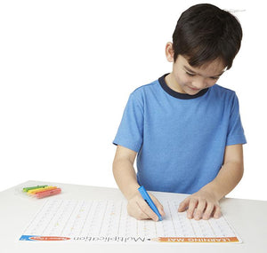Multiplication Problems Write-A-Mat (Bundle of 6)