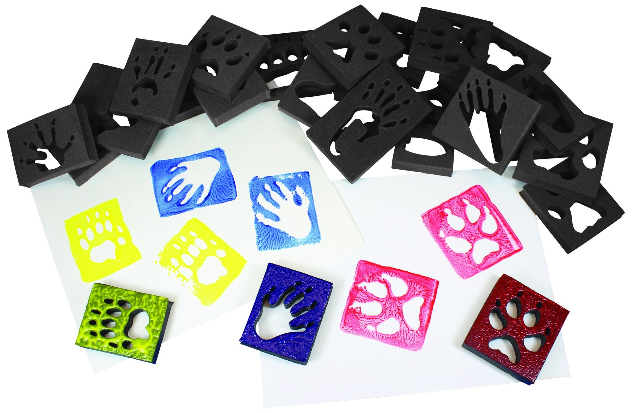 Roylco® Animal Track Stampers