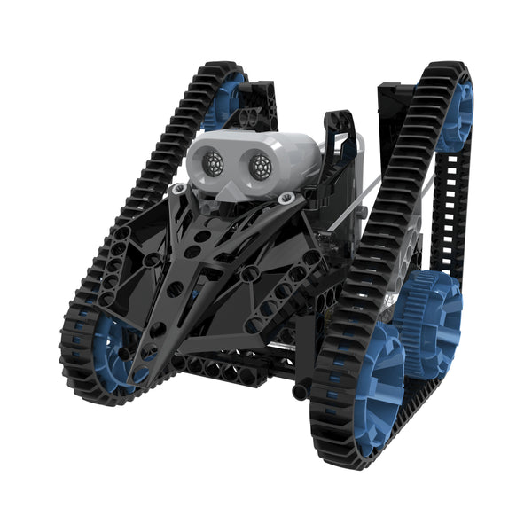 Robotics: Smart Machines - Tracks & Treads