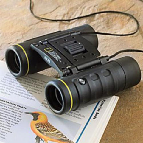 National Geographic 8x21 Foldable Roof-Prism Binoculars
