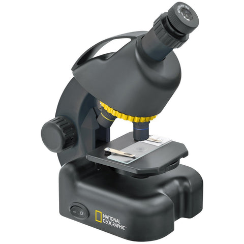 National Geographic 40x640x Zoom Microscope w/SP Adapter