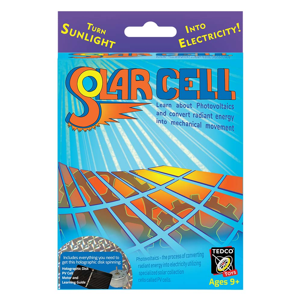 Solar Cell Science Fun