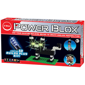 Power Blox Builds LED Plus - E-Blox