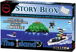 Story Blox - LED Building Blocks - The Island