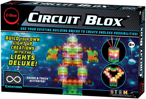 Circuit Blox Lights Deluxe -E-Blox