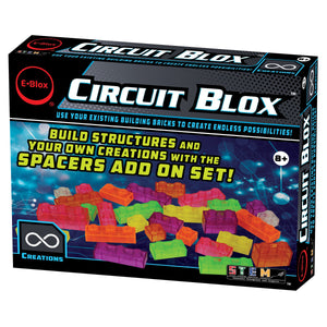 Circuit Blox Spacers 96 piece add-on set