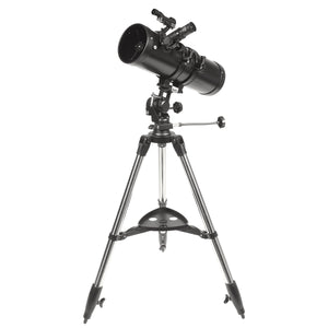 ExploreOne  Aurora II Flat Black 114mm Slow Motion  AZ Mount Telescope