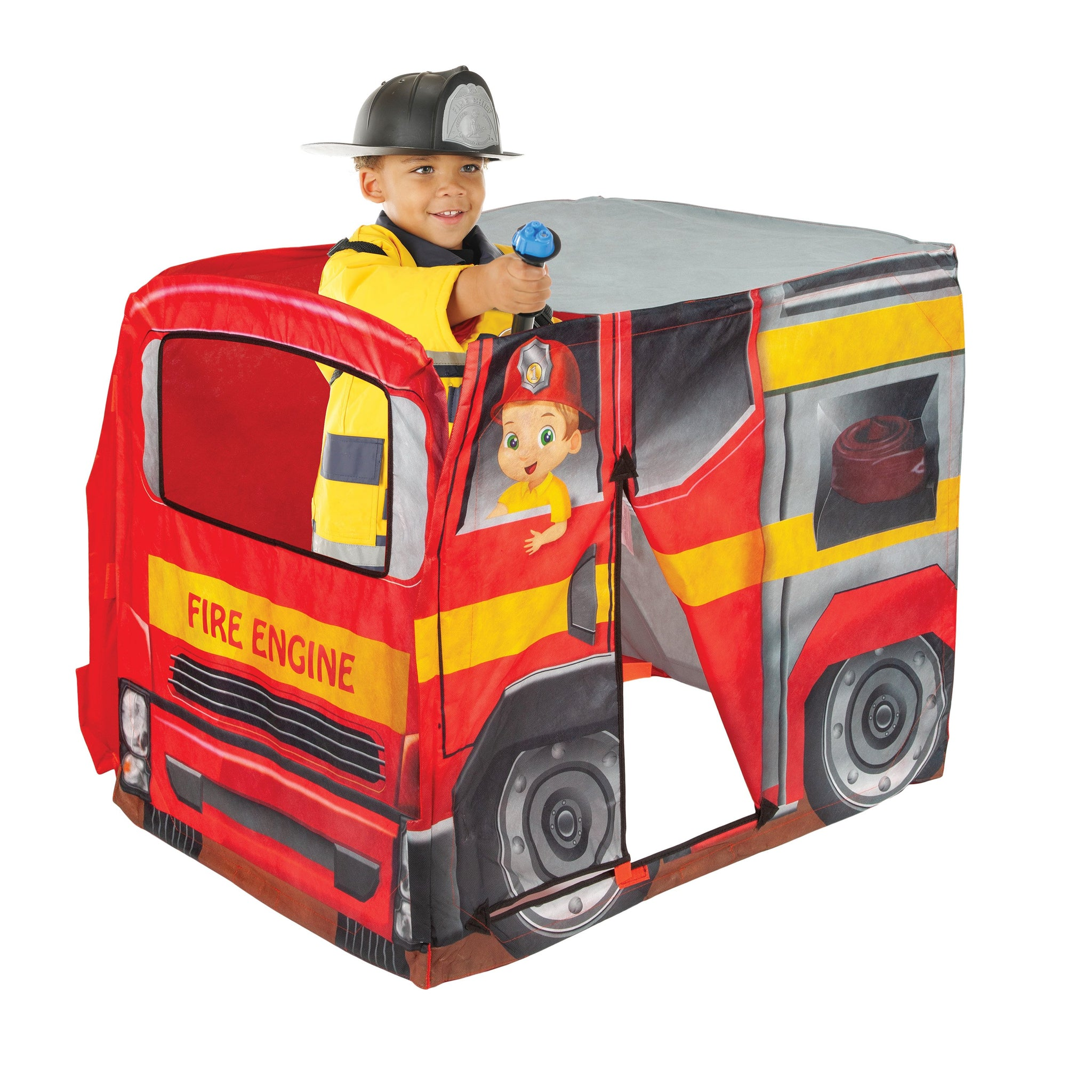 ExploreHut Fire Truck