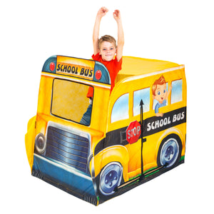 ExploreHut School Bus