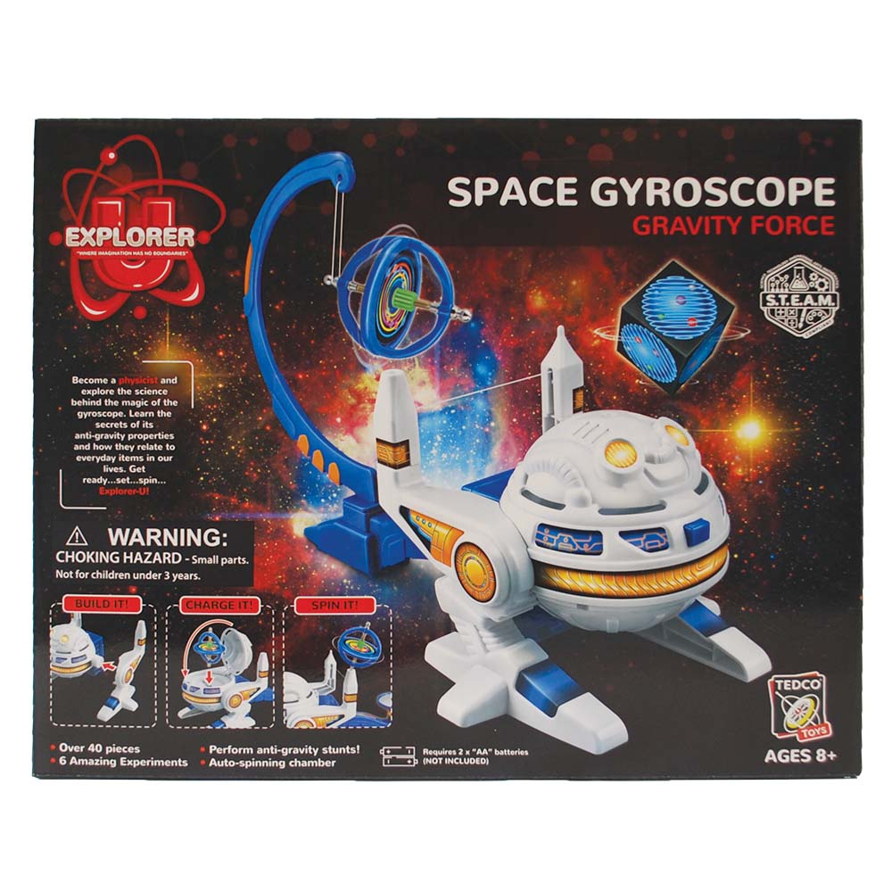 Space Gyroscope Play set