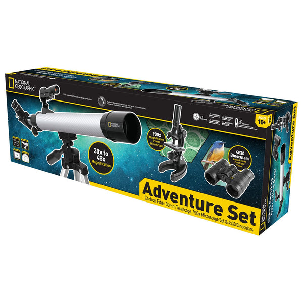 National Geographic Deluxe Adventure Set