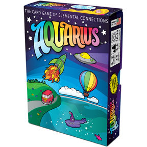 Aquarius FLUXX Game Box