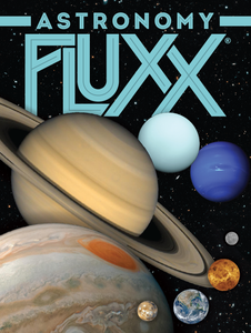 Astromony Fluxx Game Box View