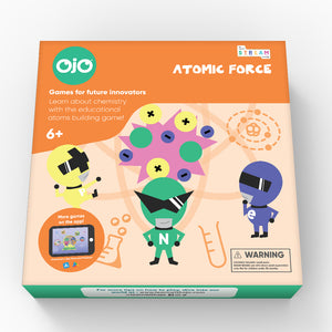 OJO Atomic Force Board Game