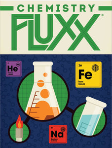 Chemistry FLUXX Game Picture