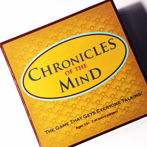 Chronicles of the Mind Game