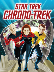 Star Trek Chrono-Trek Game Picture