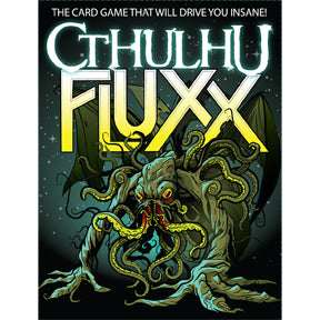 Cthulhu Fluxx Game Picture