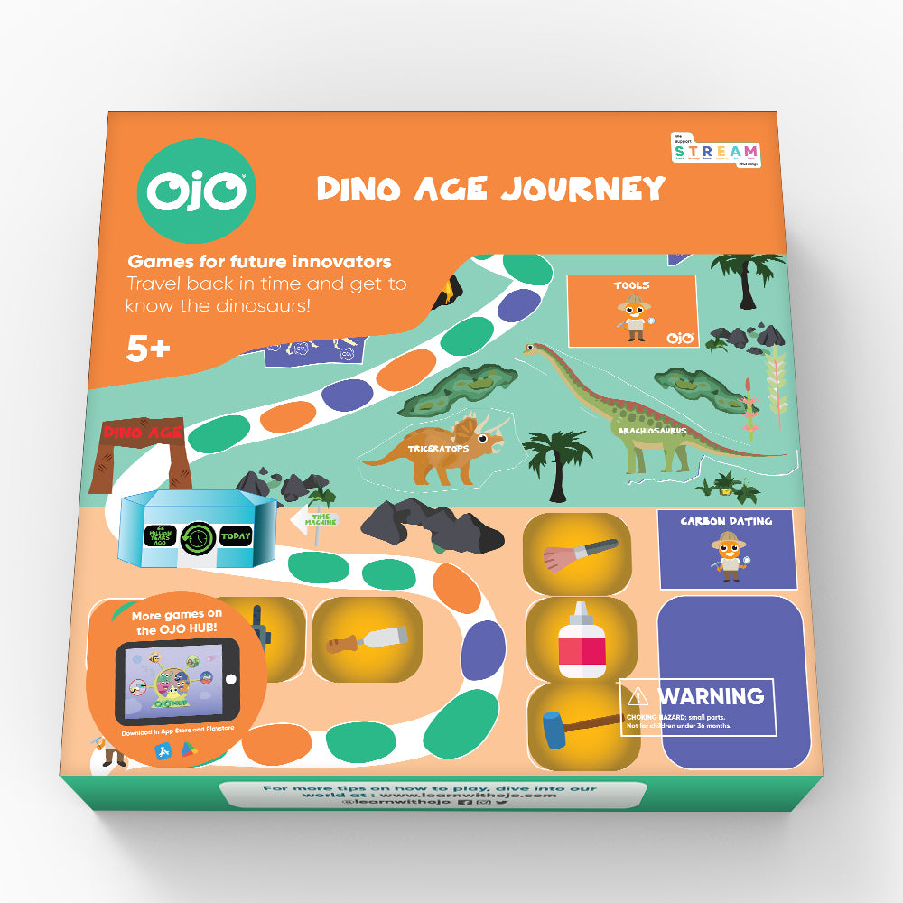 OJO Dino Age Journey Package image