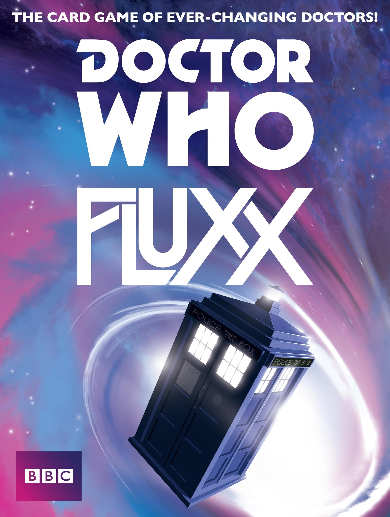 Doctor Who FLUXX Game Picture