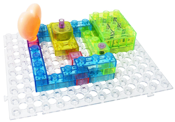 Circuit Blox 115 - E-Blox Circuit Board Building Kit