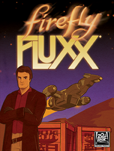 Firefly FLUXX Game Picture