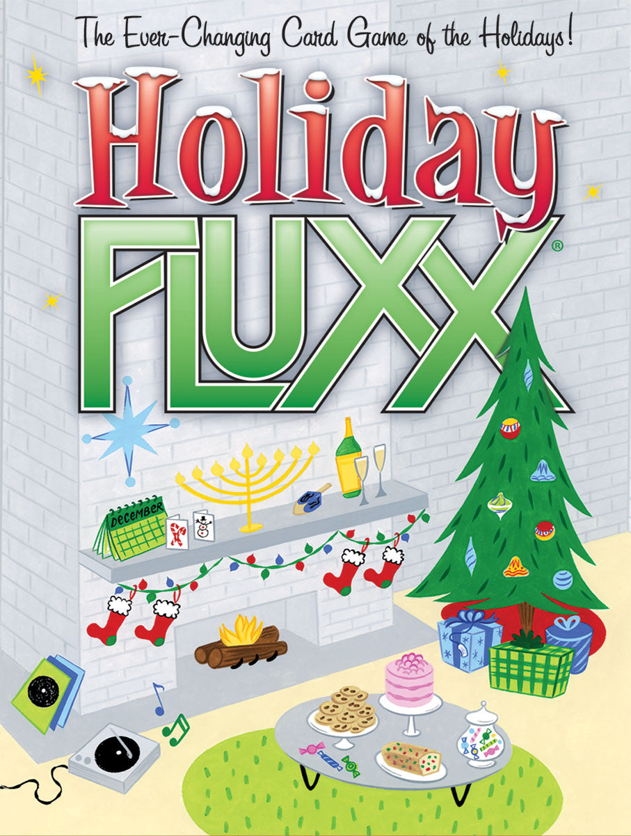 Holiday FLUXX Game Picture