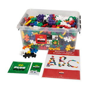Plus-Plus - BIG 600 pc Basic in Tub