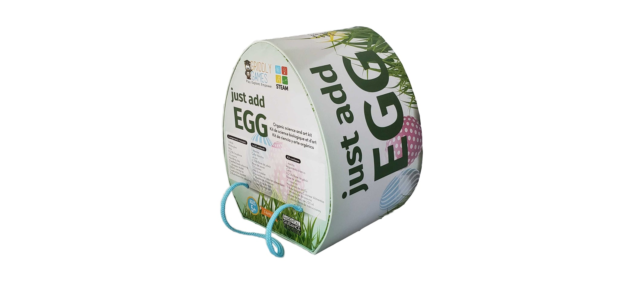 Just Add Egg Package