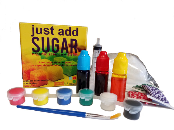 Just Add Sugar Contents
