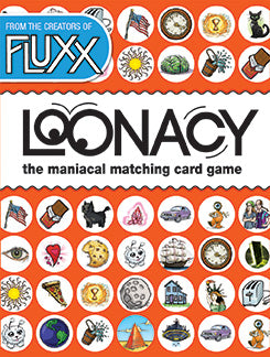 Loonacy FLUXX Game Picture