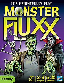 Monster FLUXX Game Picture