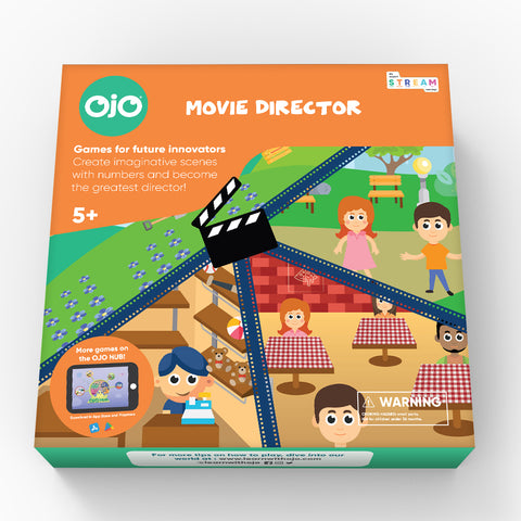 OJO Movie Director Image