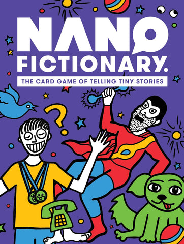 Nano Fictionary Game Picture