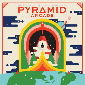 Pyramid Arcade Game Picture