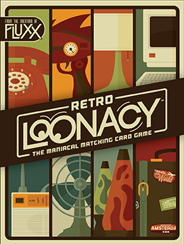 Retro Loonacy Game Picture