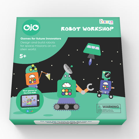 OJO Robot Workshop Picture
