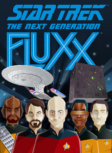 Star Trek TNG FLUXX Game Picture