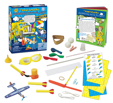 The Magic School Bus™ kit Series:  Soaring into Flight