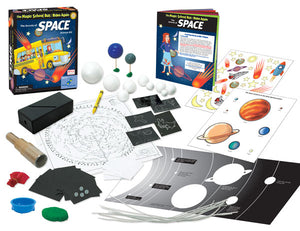 The Magic School Bus™ kit Series:  Secrets of Space